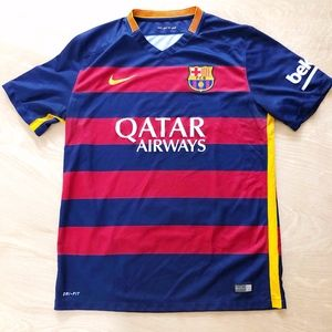 Nike Dri Fit | Qatar Airways Jersey